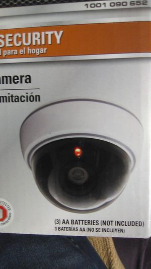 Defiant Brand, Home Security Camera, Indoor/Outdoor, No wiring required, Brand New* for Sale in Shoreline, WA