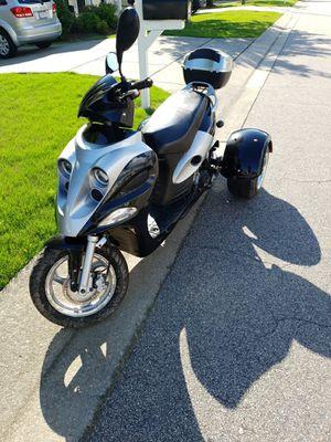 2015 Icebear Trike Moped for Sale in Garner, NC