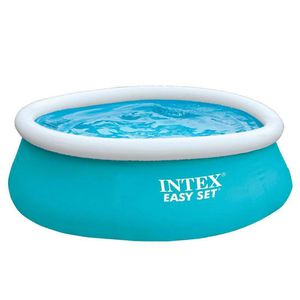 *Brand New* Intex 6ft x 20in Easy Set Inflatable Swimming Pool - Aqua Blue 28101EH for Sale in Pittsburgh, PA