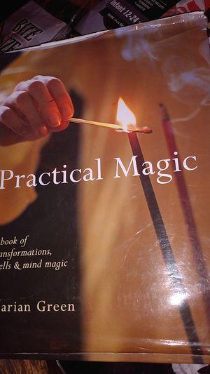 Practical magic book hardback $8.33 for Sale in San Jose, CA
