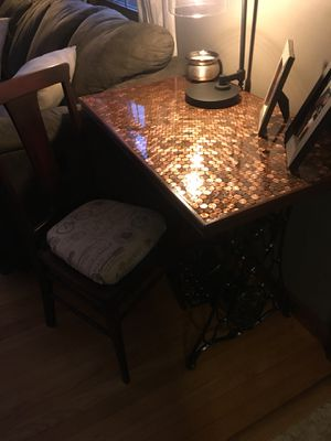 Side table, small table, desk for Sale in Milford, MA