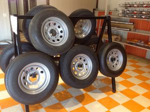 Radial trailer tires for Sale in Waco, TX