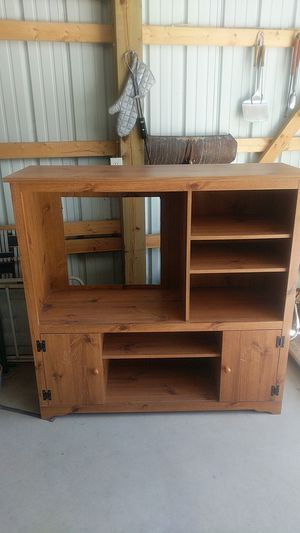 Entertainment center. for Sale in Interlochen, MI