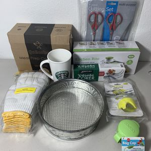 Huge Lot Of 9 Kitchen Household Items for Sale in Beaverton, OR