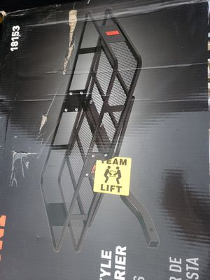 Curt basket style cargo carrier for Sale in Phoenix, AZ
