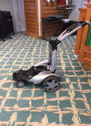 XIX Follow Me Electric Walking Cart (Golf) for Sale in Naples, FL