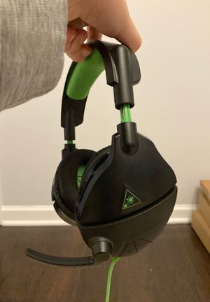 Turtle beach for Xbox one for Sale in Charlotte, NC