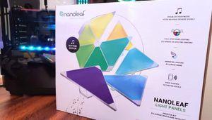 NEW Nanoleaf 9pk Canvas LED Light Bulbs for Sale in Washington, DC