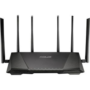 Asus RT-AC3200 Tri-Band Wi-Fi Wireless Ethernet Router for Sale in Fairfax, VA