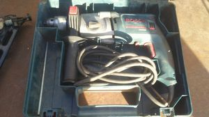 Bosch vsr hammer drill for Sale in Springfield, OR