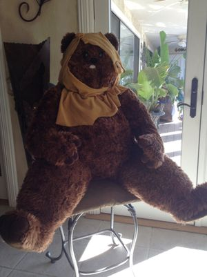 Collectable Brand New 3ft. Tall StarWars Ewok for Sale in Morgan Hill, CA