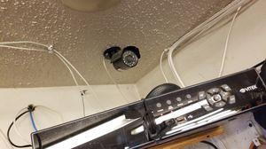 Vitek security cameras 4 camera for Sale in Seattle, WA