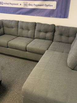 Brand New Gray Sectional for Sale in St. Louis,  MO