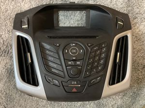 2012 Ford Focus Radio Dash Piece Control Panel for Sale in Monterey, CA