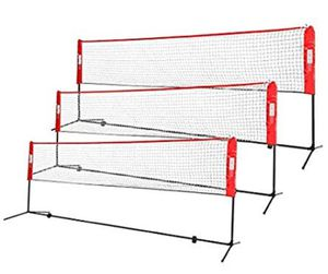 Boulder Portable Badminton Net Set(DB) for Sale in Ontario, CA
