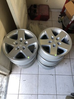 OEM JEEP WHEELS for Sale in Tampa, FL