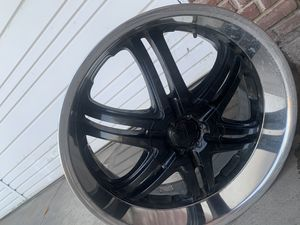 All 4 Rims for sale for Sale in Fresno, CA