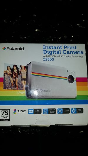 Polaroid Z2200 Instant Print for Sale in Westmont, IL