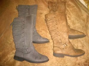 Like new Girls Boots sz 2 for Sale in Murray, UT