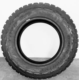New 35x12.50x20 tires ,set of 2 , 35's Toyo Open Country RT for Sale in Houston, TX