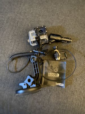 gopro hero 3 for Sale in Middleborough, MA