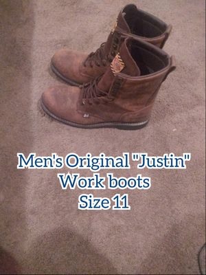 Justin's size 11 for Sale in Lexington, KY