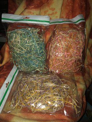 $1 SALE! Ashland excelsior decorative filler packaging for Sale in Wood Village, OR