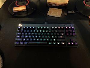 Logitech G pro keyboard for Sale in Santa Clarita, CA