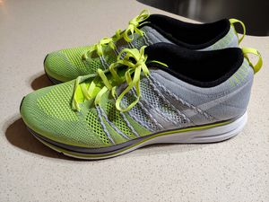 Men's Nike Flyknit Trainer Shoes 11.5 for Sale in Irving, TX