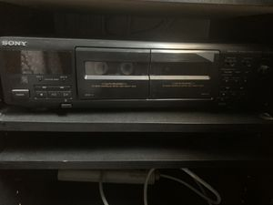 Sony stereo system for Sale in Tracy, CA
