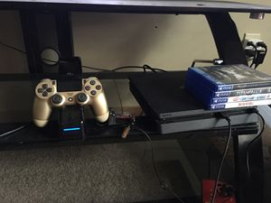Ps4 Slim 1TB Bundle for Xbox Trade for Sale in Columbus, OH