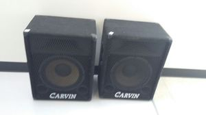 Carvin speakers for Sale in West Covina, CA