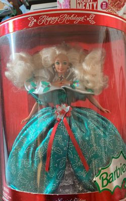 1995 Collector Holiday Barbie for Sale in Whittier,  CA