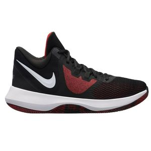 Nike Men's Precision II Basketball Shoes Black/Red Size 9.5 for Sale in Gaithersburg, MD