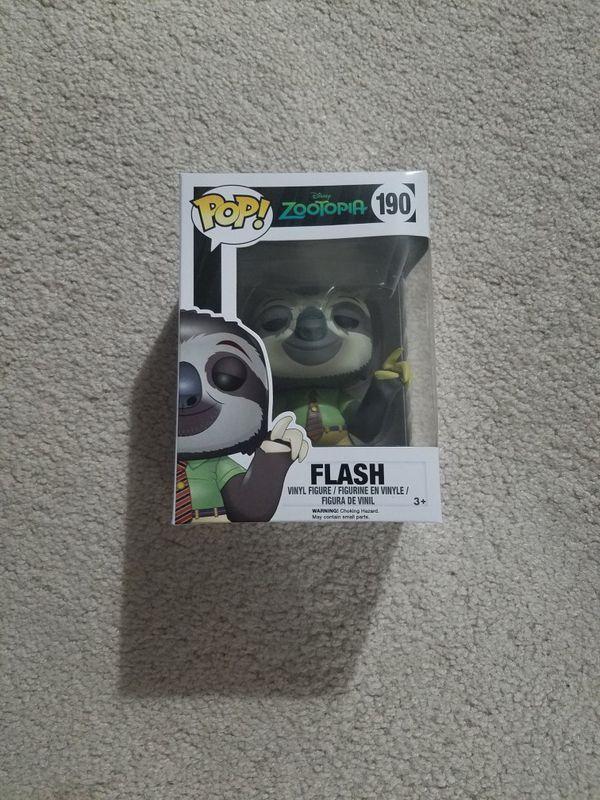 Zootopia Flash Funko Pop