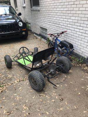 Go kart and Minibike for Sale in Detroit, MI