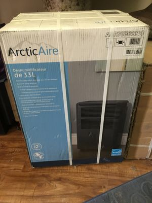 Brand new in box Danby dehumidifier 70 pint. Arctic aire for Sale in Oak Park, CA