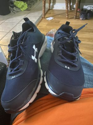 Under armor size 11 tennis shoes for Sale in Bristol, VA