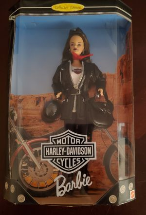 Harley barbie #3 NRFB for Sale in Holmdel, NJ