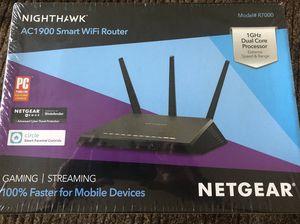 Netgear Nighthawk AC1900 Smart WiFi Router for Sale in Manhattan Beach, CA