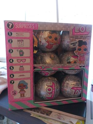 whole case of lol surprise bling series dolls for Sale in Denver, CO
