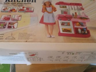 Temi Kitchen Little Chef Play Set for Sale in Rockville,  MD