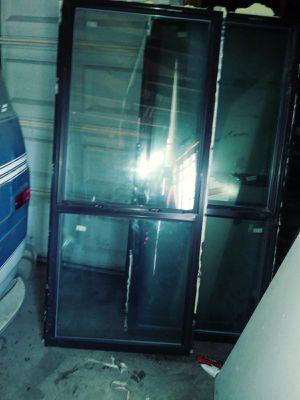 3 ventanas medida 3×6 $150 por las 3 for Sale in Dallas, TX