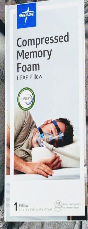 Memory Foam CPAP Pillow for Sale in Bakersfield, CA