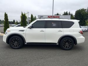 2017 Nissan Armada for Sale in Puyallup, WA