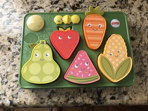Fisher-Price Tiny Garden Sort & Garden Puzzle for Sale in Chula Vista, CA