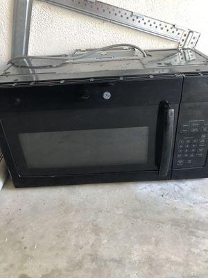 Black microwave for Sale in Fresno, CA