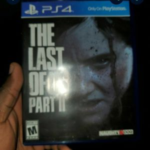 Last Of US 2... Ps4 And PS5 for Sale in Randolph, MA