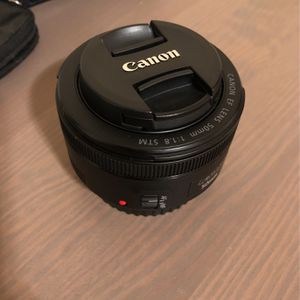 Canon 50mm for Sale in Hillsborough, CA