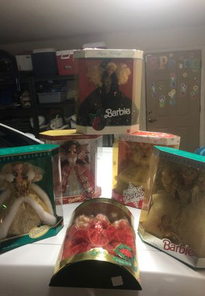 Holiday Barbies for Sale in Peoria, AZ